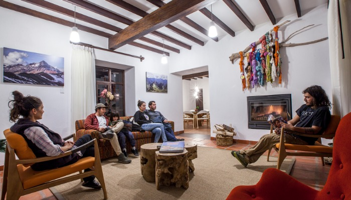 cuarto - valle - cusco - hotel - cama -  noche - lodge - hostel - actividades - sierra - peru -  bedroom – sacred valley - sacred valley of the Incas - accommodations - hotels in the valley - hostel - boutique hotel - king beds - queen beds - comfortable beds - clean bathroom - personalized service- nature - landscapes – getaway – livingroom